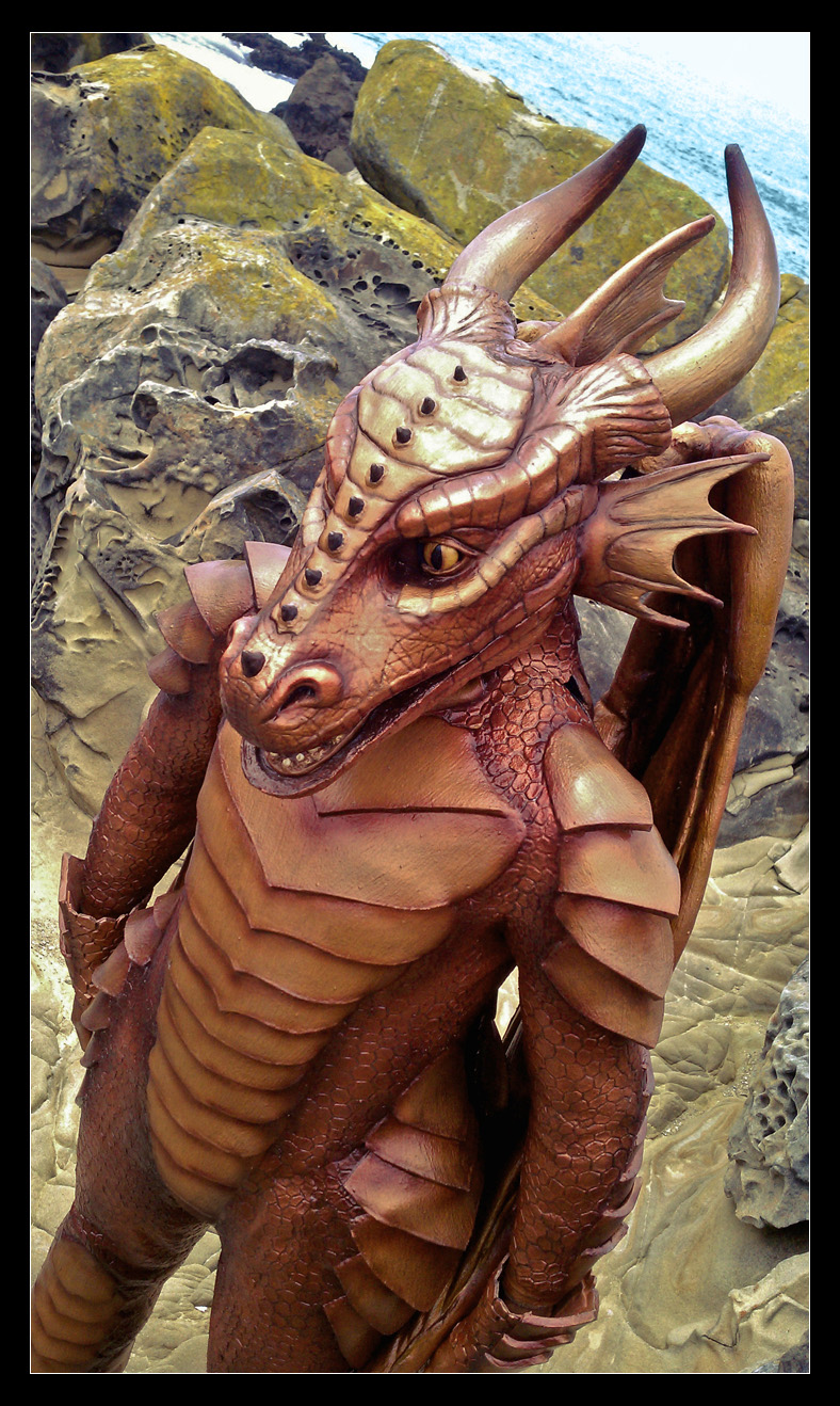 Dragon: Copper