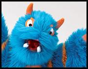 Blueper Monster