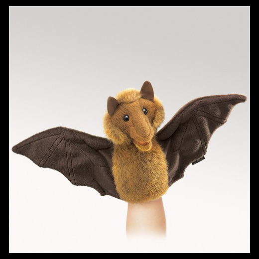 Little Bat Puppet