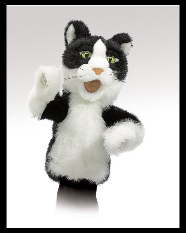 Tomcat Stage Puppet